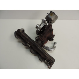 Ford Kuga II 2.0 TDCi Turbolader GTB1449VZ 9677063780 Original