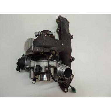 Ford Kuga II Turbolader 9807873180 Original