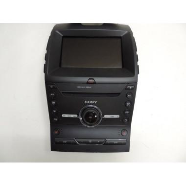 Ford S-MAX GALAXY 2.0 TDCi Navigation Sony Bedienteil EM2T-18E245-AFF Original
