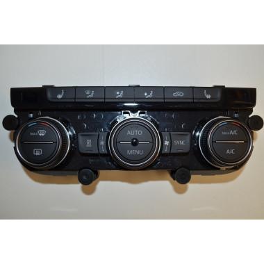 VW  Golf VII 7 5G Bedienteil Klimaanlage Klimabedienteil Original 5G0907044AP