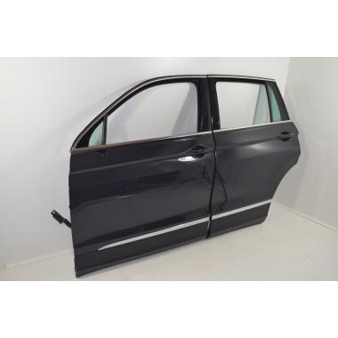 VW Tiguan II AD1 Tür  links vorne+hinten Bj2017 13683km