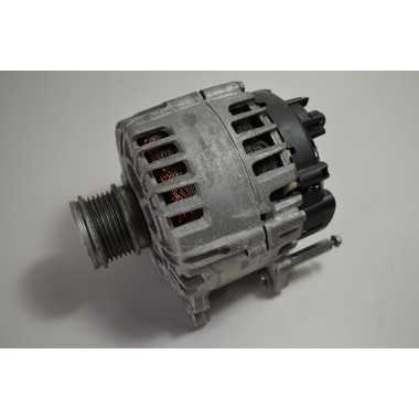 04L903021D Lichtmaschine Generator 14V 140A Valeo VW T-Roc 2.0TDI ORIGINAL