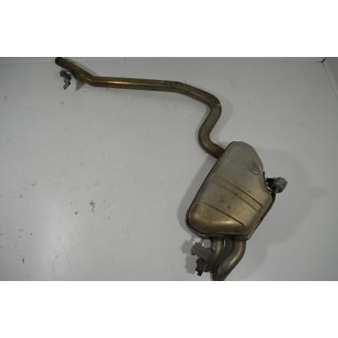 5Q0120BD 506253611BT Auspuff Abgasanlage VW T-Roc 2.0L TDI Bj2018 ORIG.