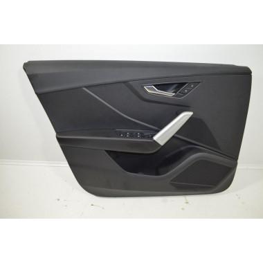 Audi Q2 GA 1.4L TSI Original     Original Tür Türverkleidung  Innen VL Vorne Links