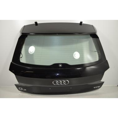 Audi Q2 (GA) Heckklappe Heck Kofferraumklappe Bj2017 Farbe Y9T ORIGINAL