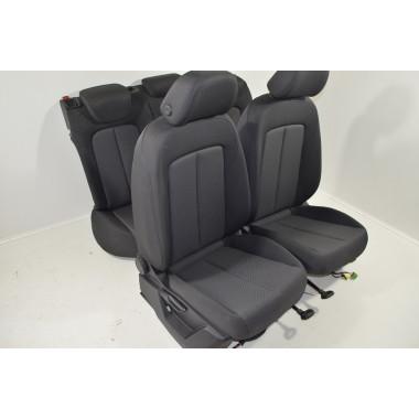 AUDI Q2 GA Innenausstattung Stoff Sitze Sitzheizung Ausstattung Bj2017 ORIGINAL