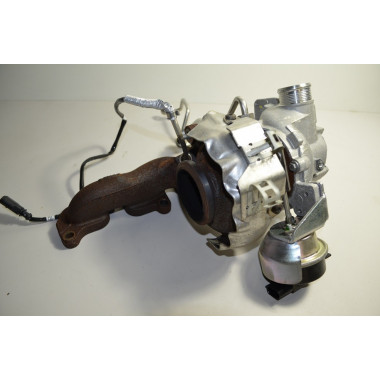 04L253010B Turbolader Turbo 2,0 TDi VW Golf7 Passat B8 Tiguan2 Touran2 ORIGINAL