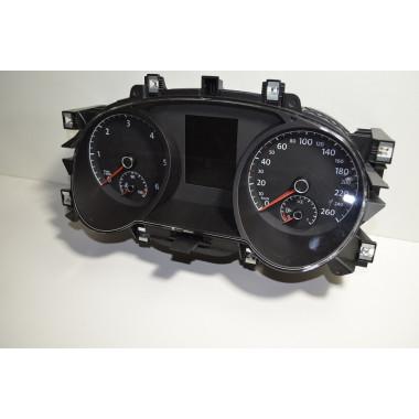 VW Touran 2 5T TDI Kombiinstrument Tacho Tachometer 5TA920751C ORIG 44km! Bj2019