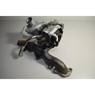 04L253010T Turbolader Turbo 2,0 TDi VW Touran 2 Passat B8 Tiguan2 WIE NEU 44km