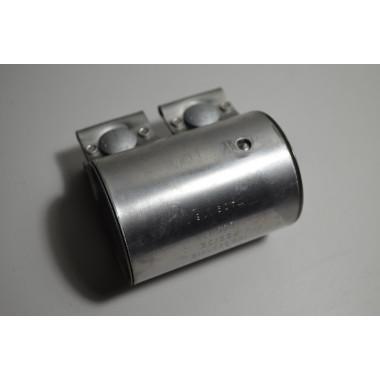 1K0253141S Rohrschelle Schelle Doppelschelle Auspuffschelle 55x88mm VW Touran 2