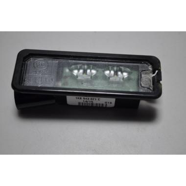 LED Kennzeichenleuchte Leuchte Nummernschild 1K8943021C VW Golf 7 (5G) ORIG.