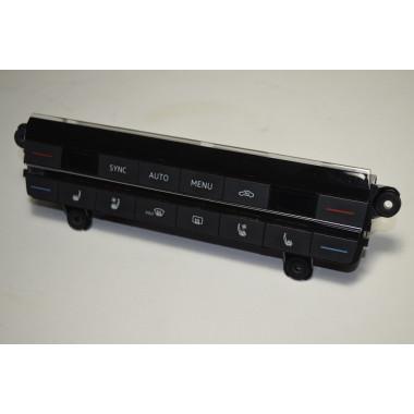 760907426B VW TOUAREG III Klimabedienteil Klimaanlage Heizung Bedienteil ORIGINA
