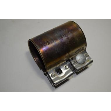 1K0253141T Auspuffrohrverbinder / Doppelschelle 60x90mm VW Tiguan II AD1 ORIG