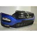 VW T-Roc A1 Frontpaket Stoßstange Scheinwerfer Kühlerpaket ORIG 25km!!! Bj2019