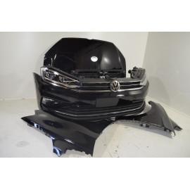 VWGolf Sportsva Front Frontpaket Motorhaube Stoßstange Kotflügel Voll LED Kühler