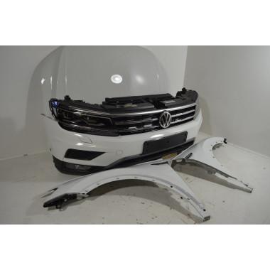 VW Tiguan2 Allspace AD1 Front Motorhaube Scheinwerfer LED Kühlerpaket Stoßstange