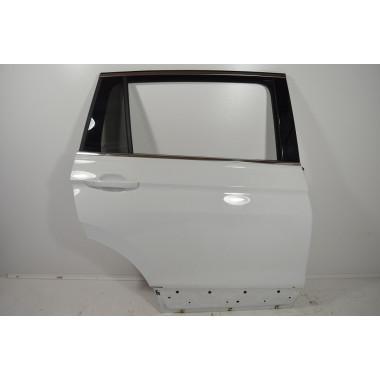 VW Tiguan 2 Allspace AD1 Tür Hinten Rechts Weiß/Pure White ORIGINAL