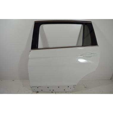 VW Tiguan II Allspace AD1 Tür Hinten Links Weiß/Pure White ORIGINAL