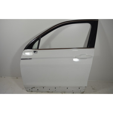 VW Tiguan 2 Allspace AD1 Tür Fahrertür Vorne Links Weiß/Pure White ORIGINAL