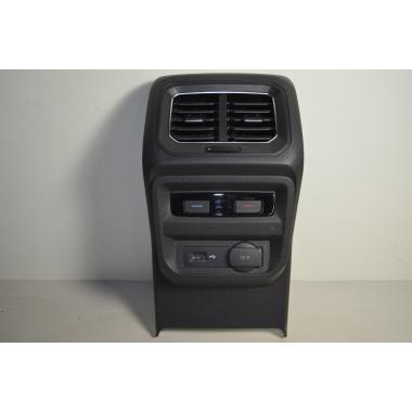 5NN864298 Mittelkonsole Verkleidung USB Dekor Klimabedienteil VW Tiguan2 Allspace