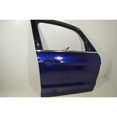 FORD S-Max 2 Tür Vorne Rechts Beifahrertür Indic-Blau Metallic ORIGINAL Bj2015