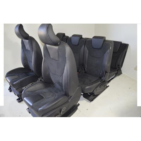 FORD S-MAX 2 7-Sitze Leder Alcantara Sitzheizung ab Bj2015 ORIGINAL