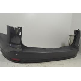 Ford Focus III Turnier Stoßstange hinten ORIGINAL Farbe: Magnetic-Grau Metallic