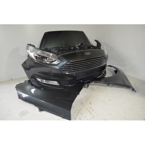 Ford Galaxy MK4 Frontpaket Stoßstange Scheinwerfer Kühler Kotflügel ORIG ab2015