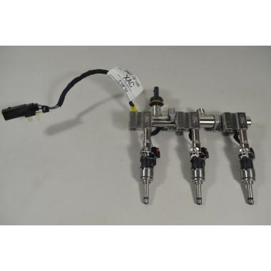 Einspritzleiste Einspritzdüsen H6BG-9D280-AA Ford Focus IV 1.0L ab2018 ORIG.2KM!
