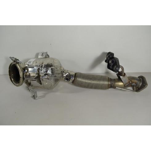 Katalisator Auspuff JX61-5E211-GH Ford Focus IV 1.0L EcoBoost ab2018 ORIG 2KM!!