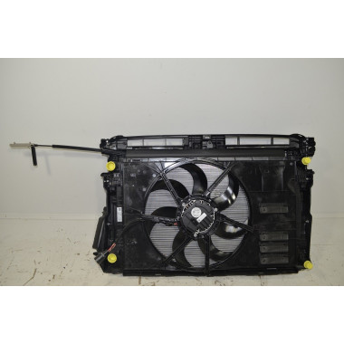 Kühlerpaket Wasserkühler Klimakühler Lüfter 5Q0121251GQ VW Golf 7 TSI ORIGIN 2KM
