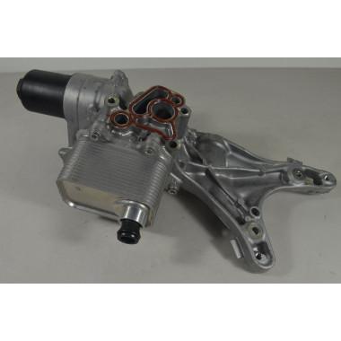 VW Golf 7 TSI Ölfilterhalter Ölfilter Ölkühler 06L903143D 06L117021G ORIG 27km!!