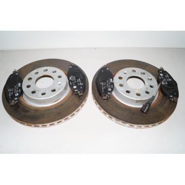 Bremsen Bremsscheiben Klötze vorne Paar 5Q0615115J/116S/116T ORIGINAL®VW Touran