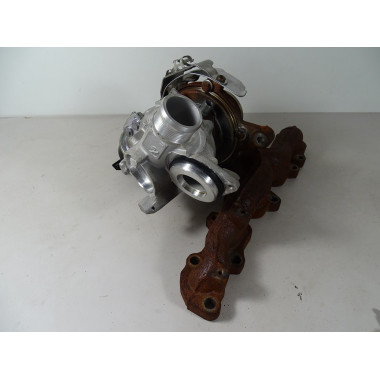 04L253010B Turbolader Turbo 2,0TDI ORIGINAL®VW Golf 7 Sportsvan