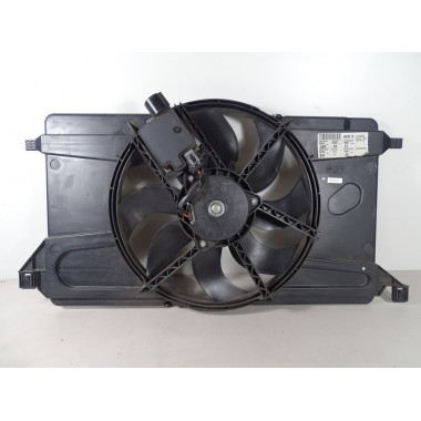 FORD Focus II CAP Wasserkühler Klimakühler Kühlerventilator Original