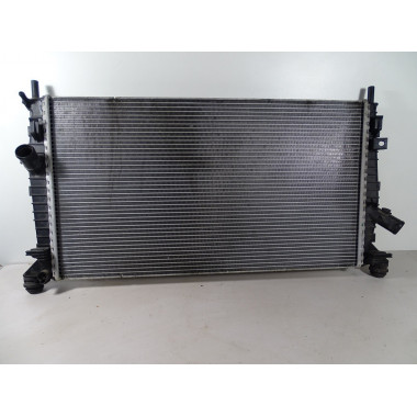 Wasserkühler Kühler 3M5H8005TL ORIGINAL®Ford Focus 2 1,6 TDCI