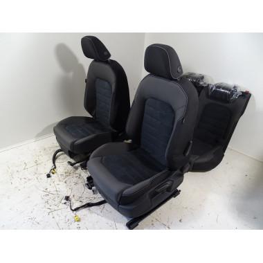 Sitze Sport Alcantara Stoff Sitzheizung Innenauststatung ORIGINAL®VW Golf 7