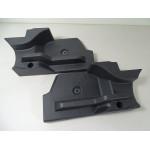 5G6858831Set Halter Aufnahmebock variabler Ladeboden Kofferraum ®VW Golf 7Limo