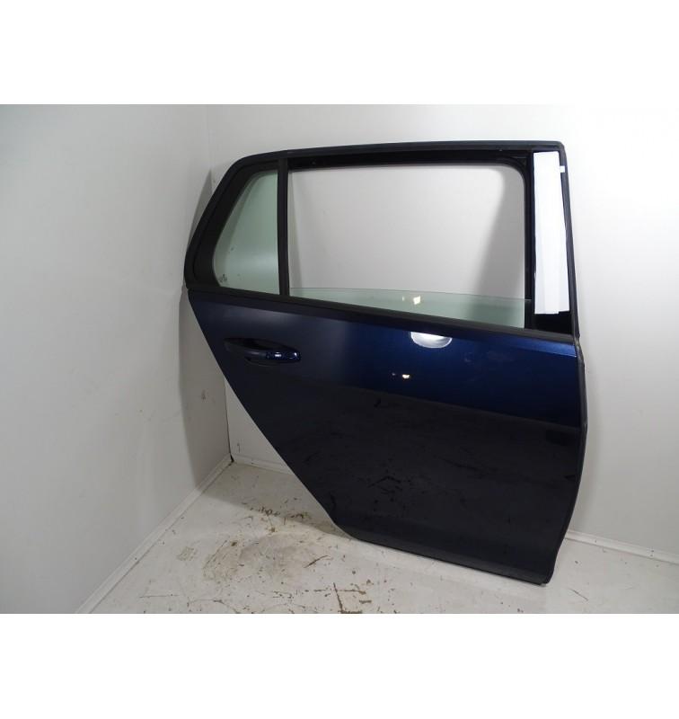 VW Golf 7 5G Tür Hinten Rechts Farbe: LH5X Night Blue ORIGINAL®VW