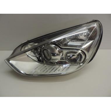 Ford S-MAX 2.0TDCi Frontscheinwerfer Xenon Links  6M21-13D155-AH Steuergerät Original