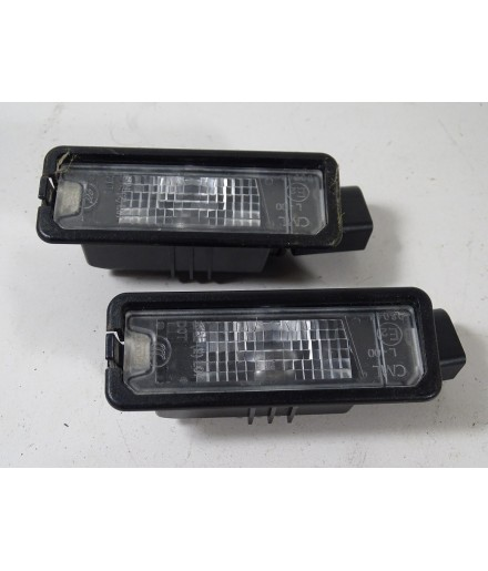 2x Kennzeichenbeleuchtung 1K8943021 Kennzeichnleuchte ✅ORIGINAL®VW Golf 7 5G