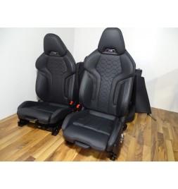 BMW X4 M (F98) Sitze Leder...