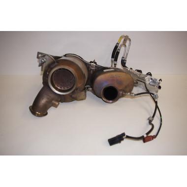VW Polo 6R 6C Partikelfilter DPF Dieselpartikelfilter 04B131656D